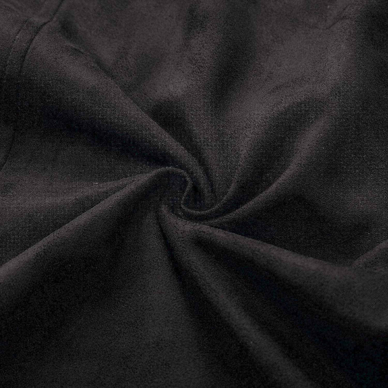XXXXXL SCARLET DARKNESS Mens Vest Steampunk Victorian Renaissance Medieval Gothic Retro Vintage Sleeveless Leather Button Party Lace V-Neck Halloween Black