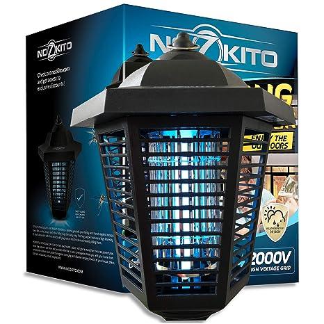 ASPECTEK 5125 Bug Zapper Linterna para Uso en Interiores y ...