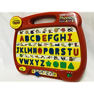 VTech Little Smart Phonics from a to Z: Toys & Games