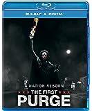 The First Purge (Blu-ray + digital download) [2018] [Region Free]
