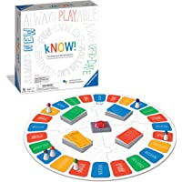 Deals on Ravensburger Know Trivia Board Game 26058