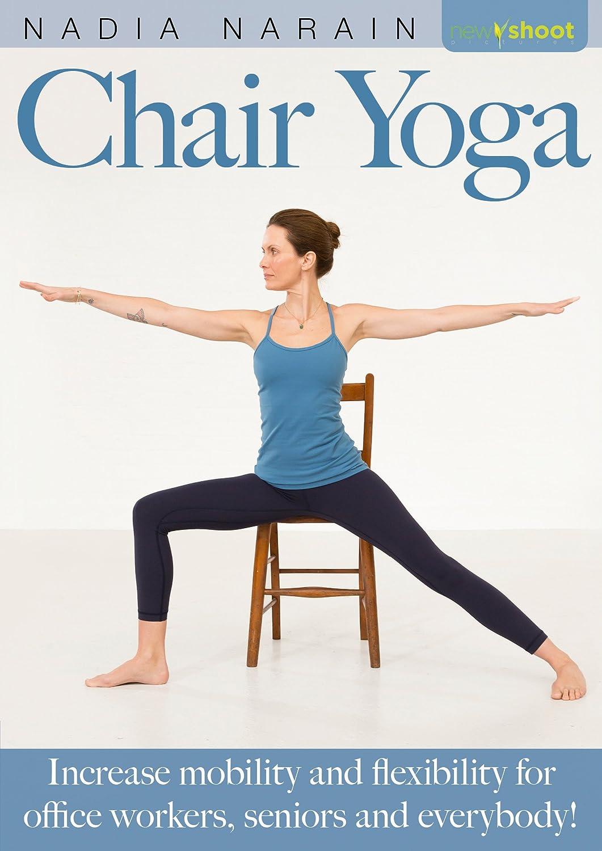 Amazon.com: Chair Yoga with Nadia Narain: Nadia Narain, Matt ...