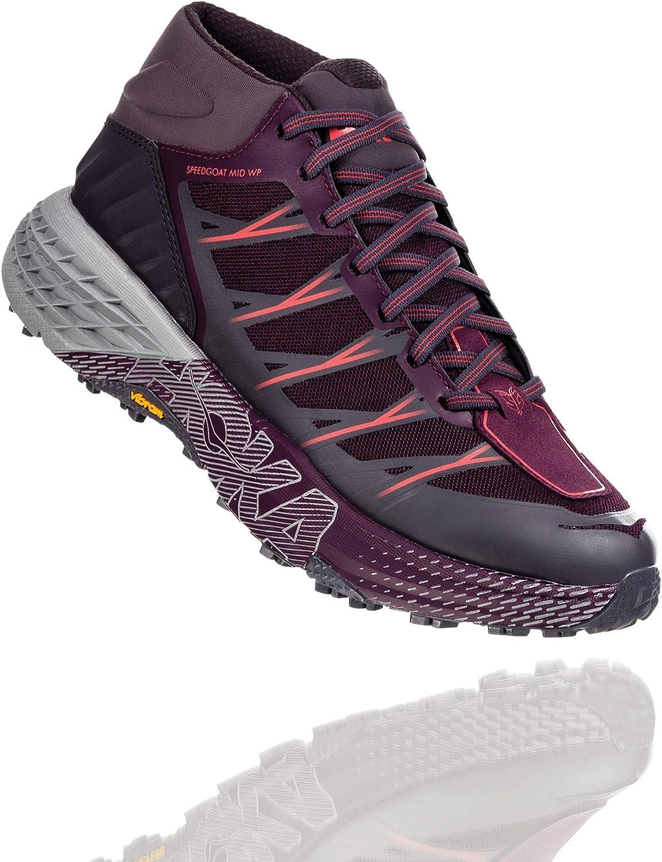 Hoka One Speedgoat WP Mid-Cut - Zapatillas de Running para Mujer ...