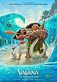 Vaiana - Edición Metálica (Blu-ray 3D + Blu-ray) [Blu-ray]