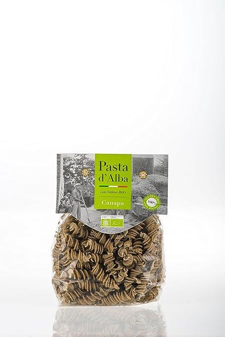 Pasta Dalba Fusilli Alla Canapa: Amazon.es: Salud y cuidado ...