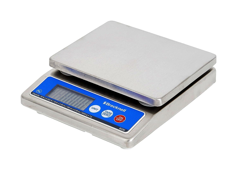 7 lb Capacity Detecto PS7 Digital Portion Control Scale 6.89 x 6.5