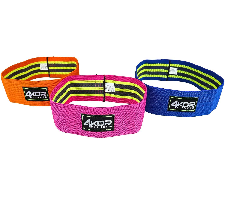 オリジナル ヒップバンド 3- 4KOR fitness社製 - Set 3 抵抗ループ 円 ダイナミックなウォーミングアップ、腰と臀部の活性化に最適 B077YBQM23 3 Piece Grippy Set ALL 3- M/L/XL ALL 3- M/L/XL|3 Piece Grippy Set, 上房郡:a8b2d644 --- arianechie.dominiotemporario.com
