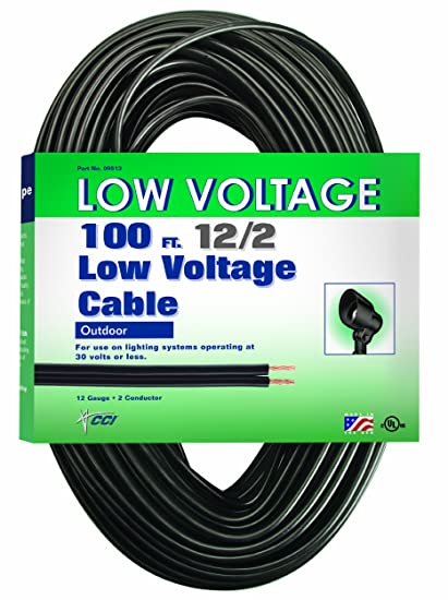 Coleman cable low voltage outdoor lighting cable 100 ft 122 gauge coleman cable low voltage outdoor lighting cable 100 ft 122 gauge mozeypictures Choice Image
