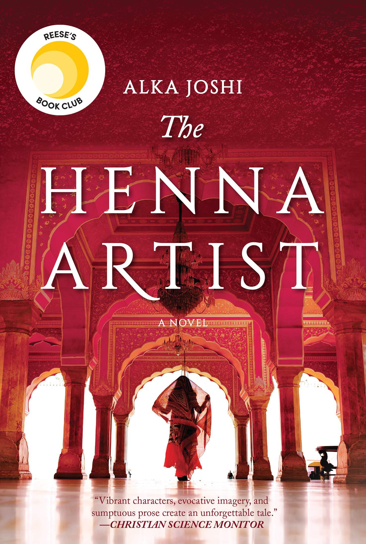 Amazon.com: The Henna Artist: A Novel (The Jaipur Trilogy, 1)  (9780778309451): Joshi, Alka: Books