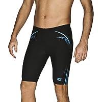 arena Herren Sport Badehose Modular Jammer (Schnelltrocknend, UV-Schutz UPF 50+, Chlorresistent, Kordelzug)