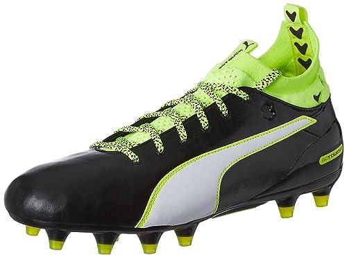 Puma Men s Evotouch 1 Fg Football Boots  Amazon.co.uk  Shoes   Bags a1b79f243