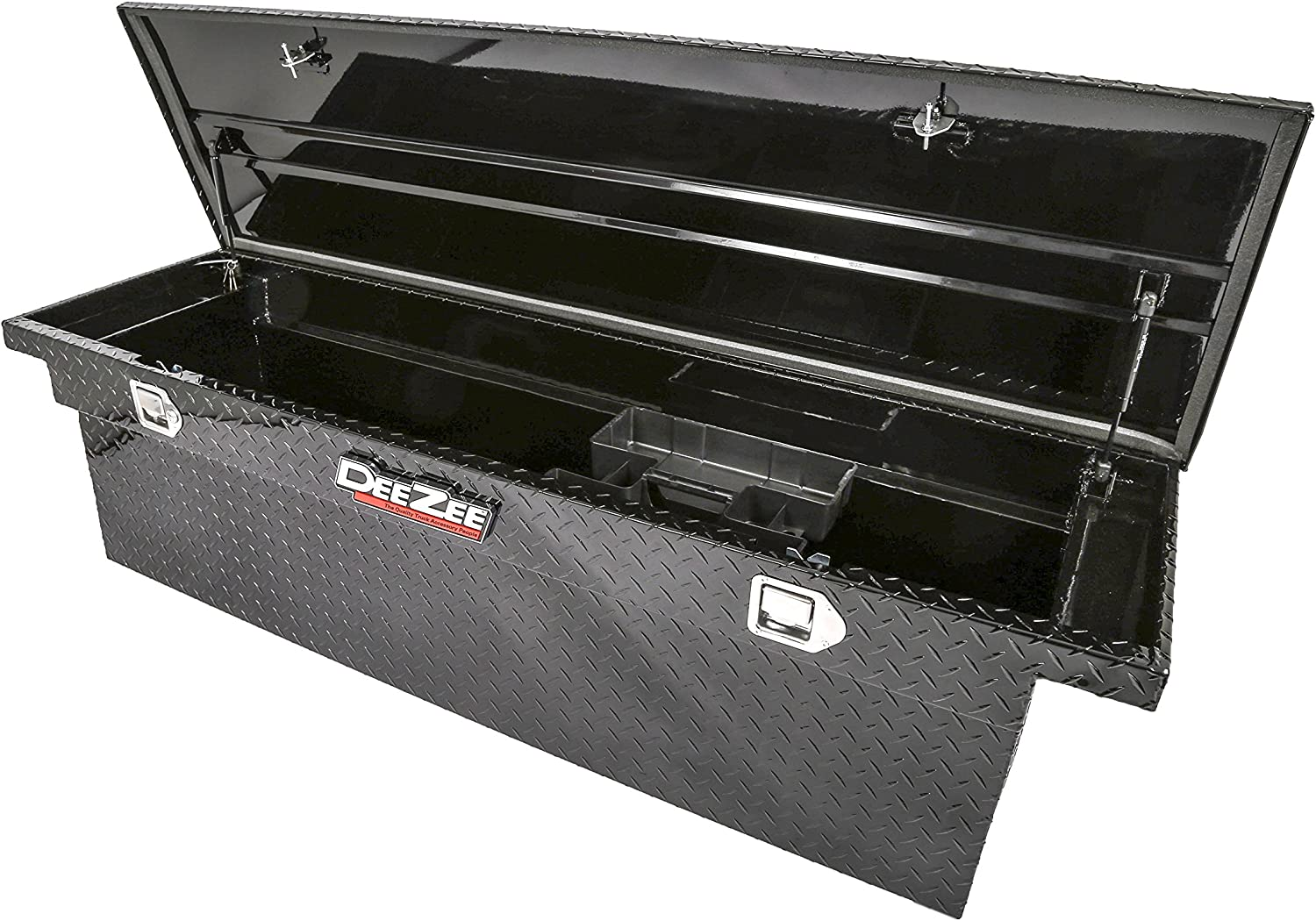 Dee Zee DZ8170DLB Red Label Crossover Tool Box Low Profile Deep