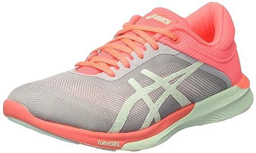 ASICS Fuzex Rush, Zapatos para Correr para Mujer: Amazon.es: Zapatos y complementos