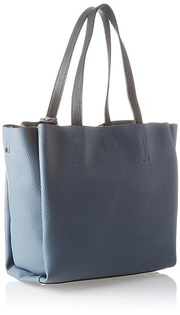 Gaudi Tote BigLinea AnyaCm.29x28x15, sac à main femmeBleuBlu (Avio), 29x28x15 cm (W x H x L) EU