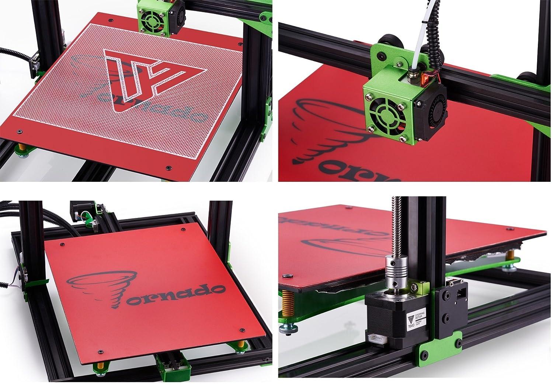 UEETEK Metal Hotend 0.4mm Nozzle for J Head 1.75mm 3D Printer MakerBot Extruder Professional