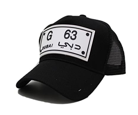 BIZZARE G63 Dubai Baseball Cap Summer mesh Hats Adult Unisex Casual Baseball  caps Adjustable Cap Snapback caps Cap  Amazon.in  Clothing   Accessories 6582f5513cb9