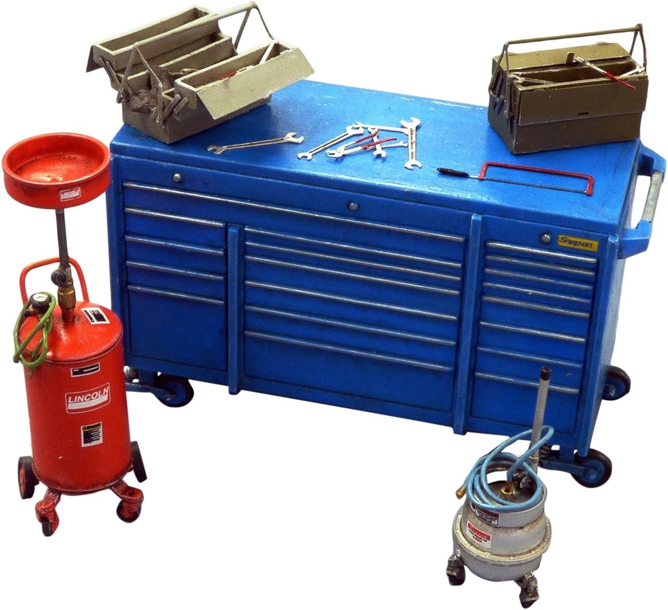 Plus Model 497/ /Accessori per modellismo Garage Equipment