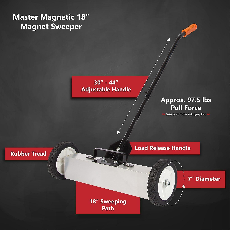 Master Magnetics Magnet Sweeper   18\