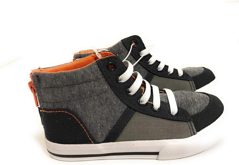 Cat \u0026 Jack Tim high Top Sneakers Grey