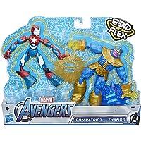 Avengers Bend N Flex Dualpack
