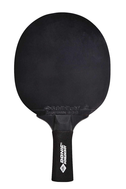 Donic-Schildkr/öt Tischtennisschl/äger Sensation Line 700 734403 ITTF Belag 1,8 mm Schwamm ASG-Griff Avantgarde