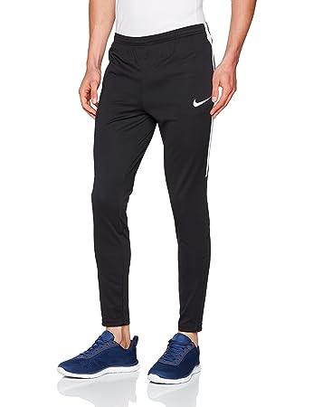 Nike Men's Dry Academy Football Pants - Black/Black/White/White, Small