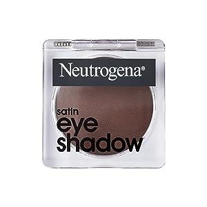 Neutrogena Satin Eye Shadow With Antioxidant Vitamin E, Easy-to-apply Eye Makeup With A Satin Finish, Bronzed Leather, 1.0 Oz
