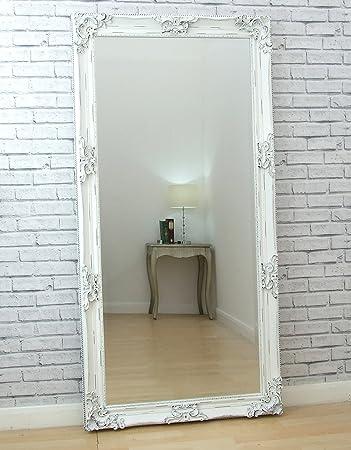 Superb Barcelona Trading Juliette Full Length Distressed White Download Free Architecture Designs Scobabritishbridgeorg