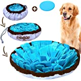 TOMAHAUK Snuffle Mat for Dogs – Interactive Feed Game/Dog Puzzle Toy That Helps with Stress Relief, Foraging Skills, Brain St