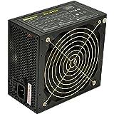RHOMBUTECH® PC-Netzteil ATX | Gaming-Netzteil | Saving Power | AKTIV PFC | Ultra Silent ! | kugelgelagerter Lüfter (ATX MP-800)