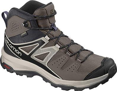 c7f21627302 Salomon Women's X RADIANT MID GTX W, Hiking and Multipurpose Shoes,  Waterproof