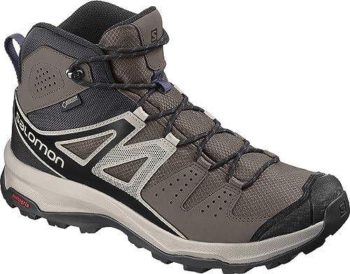 afa67ab43 Salomon X Radiant Mid GTX W, Zapatillas de Senderismo para Mujer:  Amazon.es: Zapatos y complementos