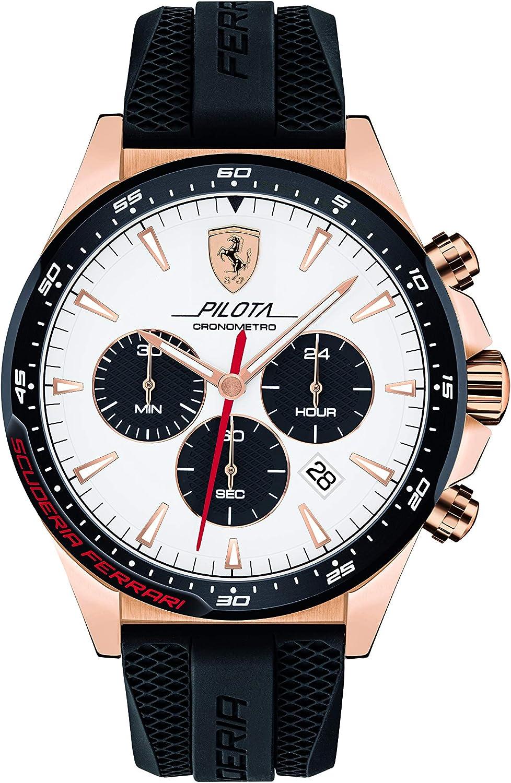 Scuderia Ferrari Reloj de Pulsera 830597
