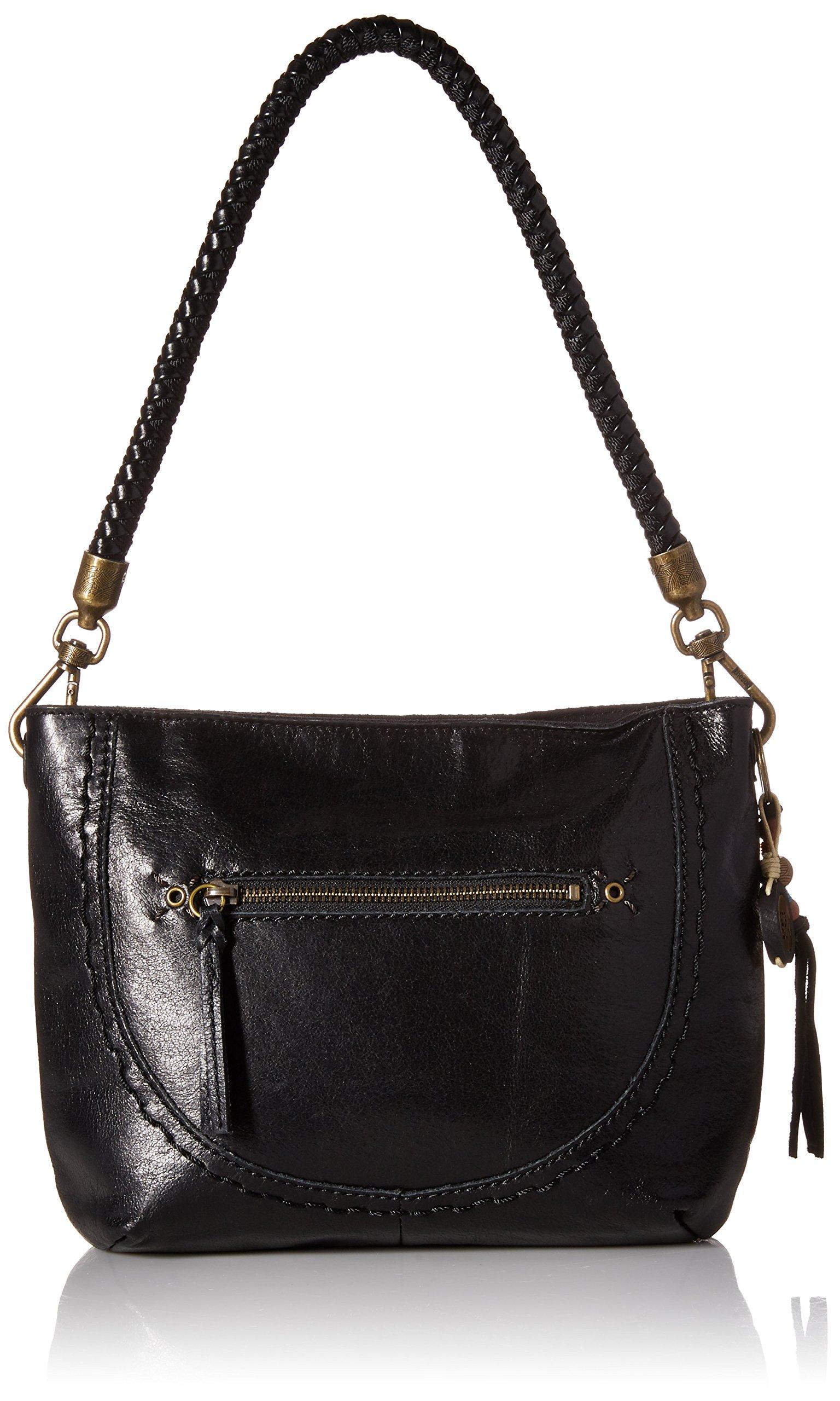 The SAK Indio Demi Shoulder Bag, Black, One Size
