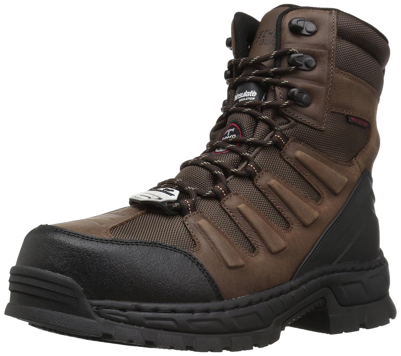 6f539a6196d71 Amazon.com: Skechers for Work Men's Vinton Lanham Work Boot: Shoes