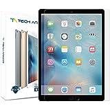 "iPad Pro (12.9"") Glass Screen Protector, Tech Armor Premium Ballistic Glass Apple iPad Pro 12.9-inch Screen Protectors [1]"