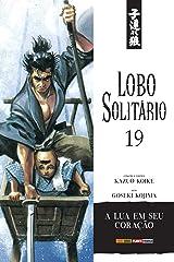 Lobo Solitário Vol. 19: Edição Luxo Capa comum