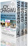 The New Rulebook Christian Suspense Series: Books 4-6 Collection (The New Rulebook Series Boxed Set 2)