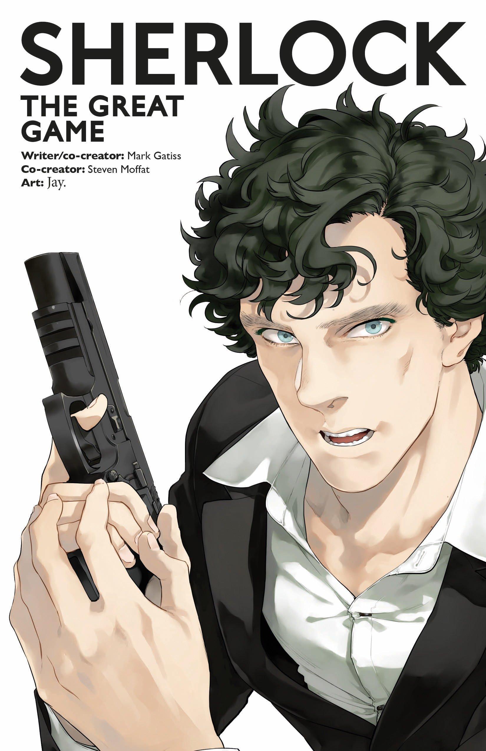 Sherlock: The Great Game PDF