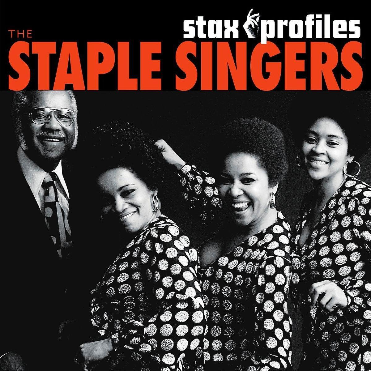 Amazon | Stax Profiles | Staple Singers | クラシックソウル | 音楽