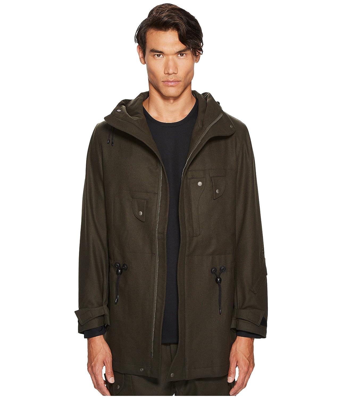 ワイスリー メンズ コート Wool Utility Short Coat [並行輸入品] B078MB8TLC Small