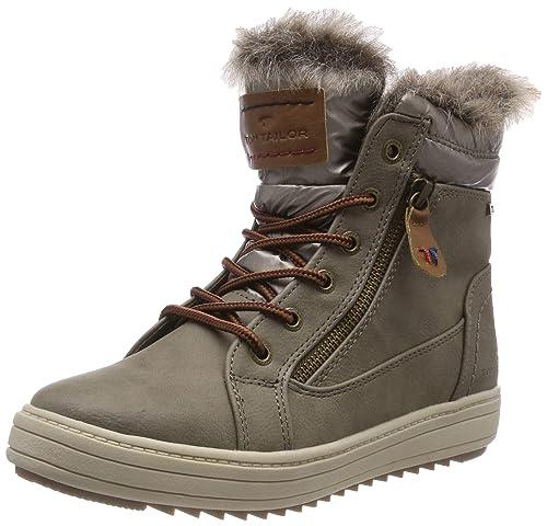 Tom Tailor Women s 5894702 Snow Boots  Amazon.co.uk  Shoes   Bags c02b5e7172