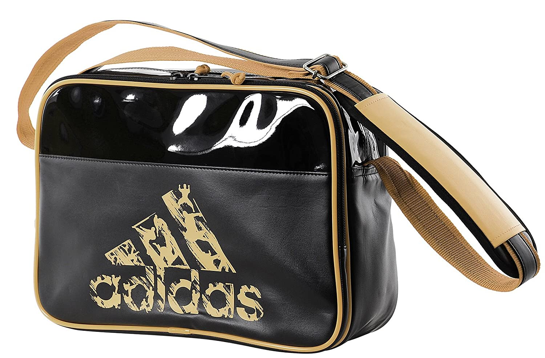 adidas Leisure Messenger - Bolsa de hombro, color Schwarz/Pink, tamaño 37 x 26 x 13 cm ADIL0|#adidas ADIACC110CS3