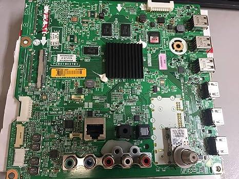 LG EBT62368518 (EAX64872104 (1.0)) - Placa principal para 47LA6200-UA: Amazon.es: Electrónica