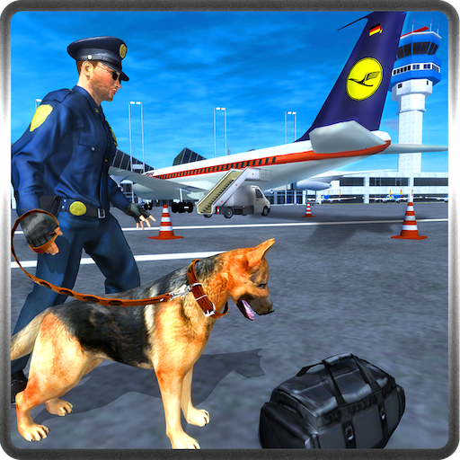 Action Harness (Police Dog Airport Security 3D)