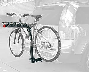 MaxxHaul (70210) 4-Bike Deluxe Hitch Mount Rack
