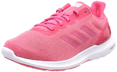 adidas Cosmic w - Chaussures de Course pour Femme, Rose, Taille: 40