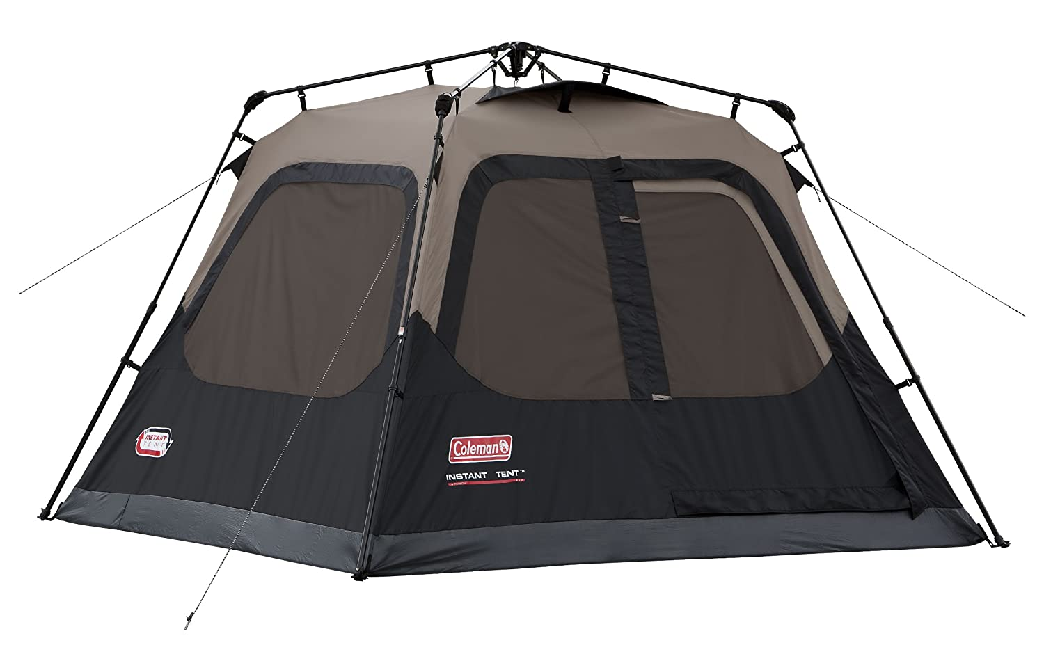 Amazon.com  Coleman 4-Person Instant Cabin  Family Tents  Sports u0026 Outdoors  sc 1 st  Amazon.com & Amazon.com : Coleman 4-Person Instant Cabin : Family Tents ...