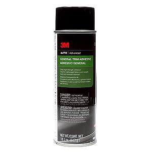 3M General Trim Adhesive, 08088, 18.1 oz Net Wt