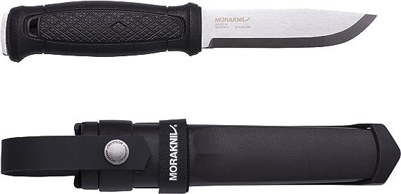 Morakniv Garberg Full Tang Fixed Blade Knife with Sandvik Stainless Steel Blade